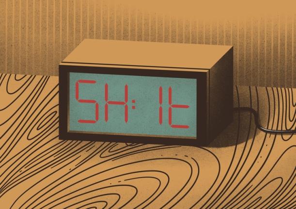 shit-clock-time-illustration