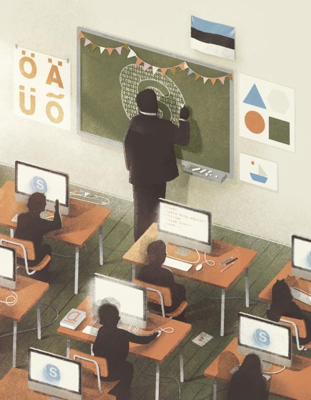 skype-editorial-illustration-magazine-strautniekas