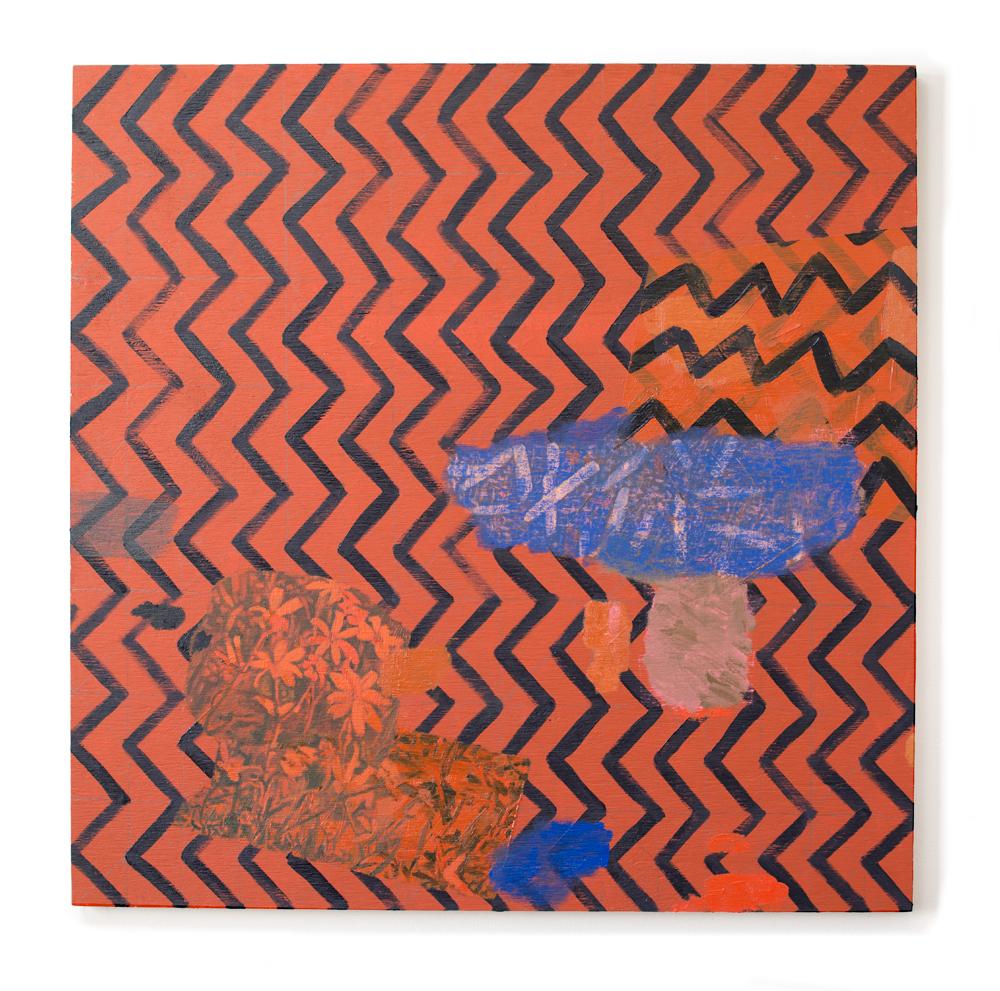 Tangerine, painting