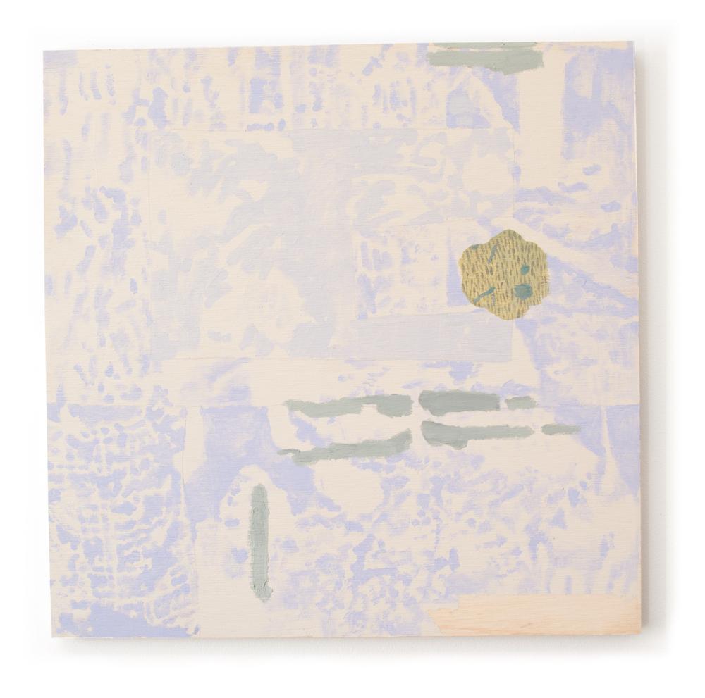Tuymans' periphery, painting